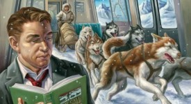 Приключения, книги Джека Лондона