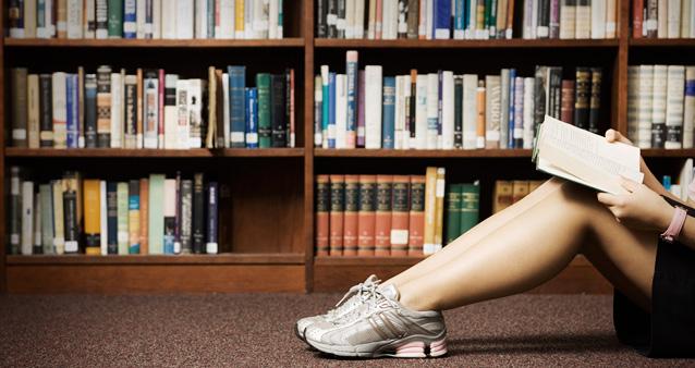 Читать книги для подростков