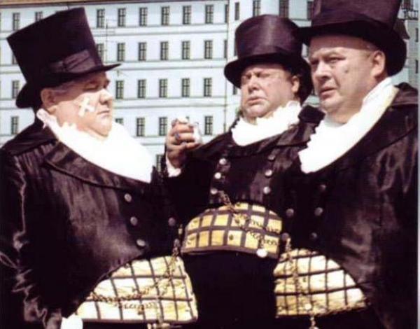 онлайн «Три толстяка»