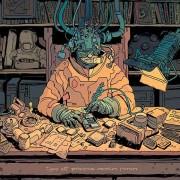 Краткое содержание Книг в жанре киберпанк