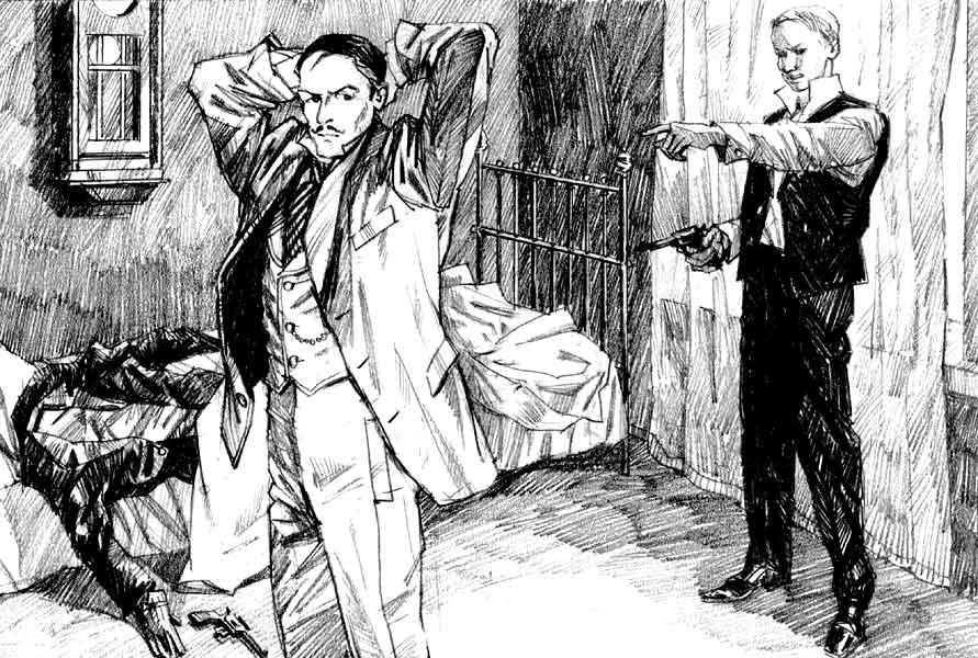 Короткое содержание книги Бориса Акунина «Смерть Ахиллеса»