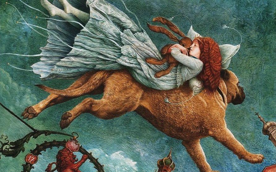 Короткое содержание сказки Ганса Христиана Андерсена «Огниво»