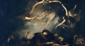 Korotkoe soderjanie «Poteryannii rai» Djona Miltona
