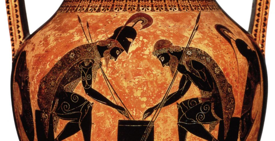 Korotkoe soderjanie «Etrusskaya vaza» Prospera Merime