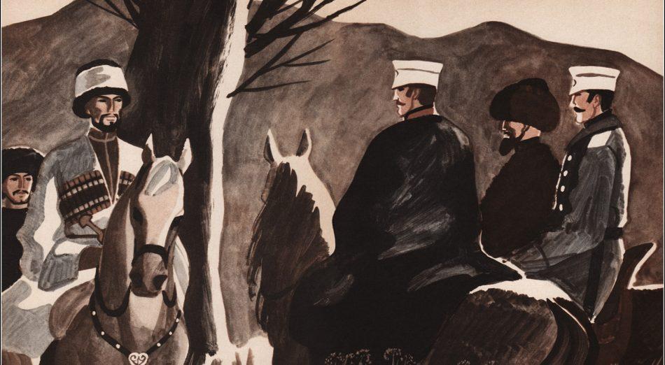 Korotkoe soderjanie «Hadji_Murat» Lva Tolstogo
