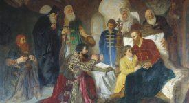 Kratkoe soderjanie Aleksandr Sumarokov «Dmitrii Samozvanec»