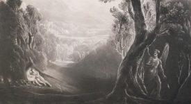Kratkoe soderjanie Djon Milton «Poteryannii rai»