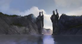 Korotkoe soderjanie Djon Tolkin «Silmarillion»
