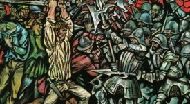 Kratkoe soderjanie Sharl de Koster «Legenda ob Ulenshpigele»