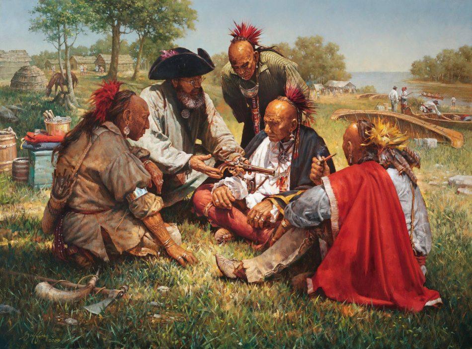 подборка книг про индейцев читать онлайн