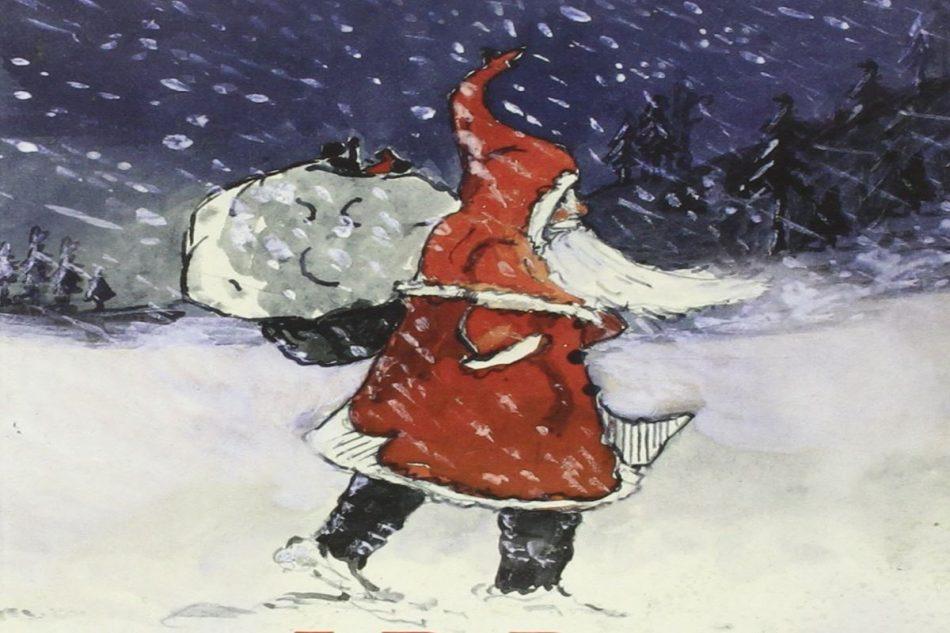 Джон Толкин «Письма Рождественского Деда» читать онлайн