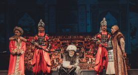 Орхан Памук «Меня зовут Красный» читать онлайн