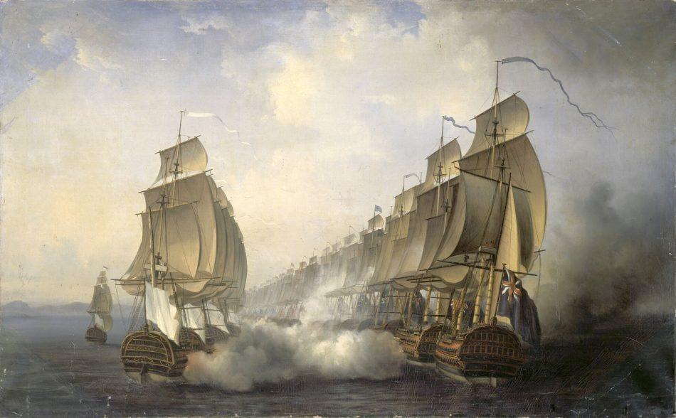 Сесил Скотт Форестер цикл романов о капитане Хорнблауэре читать онлайн