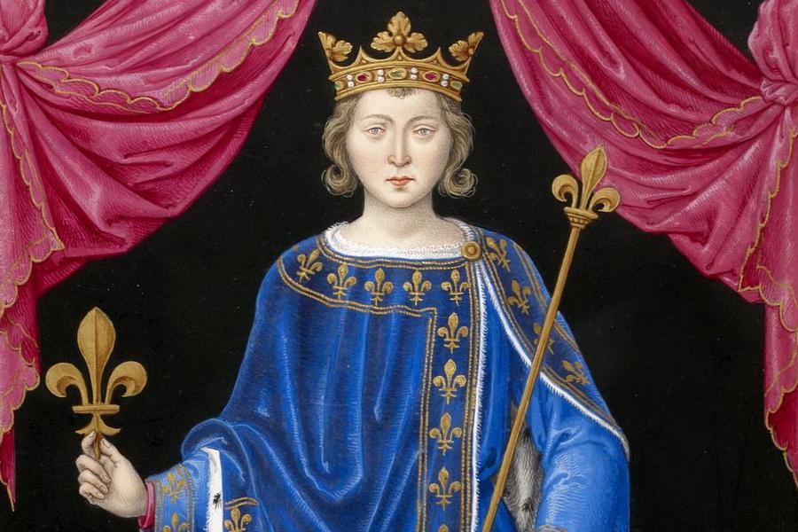 Морис Дрюон «Железный король» слушать онлайн