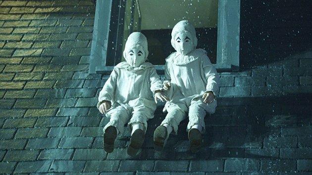 Ренсом Риггз «Дом странных детей» читать онлайн