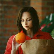 Юстейн Гордер «Апельсиновая девушка» читать онлайн
