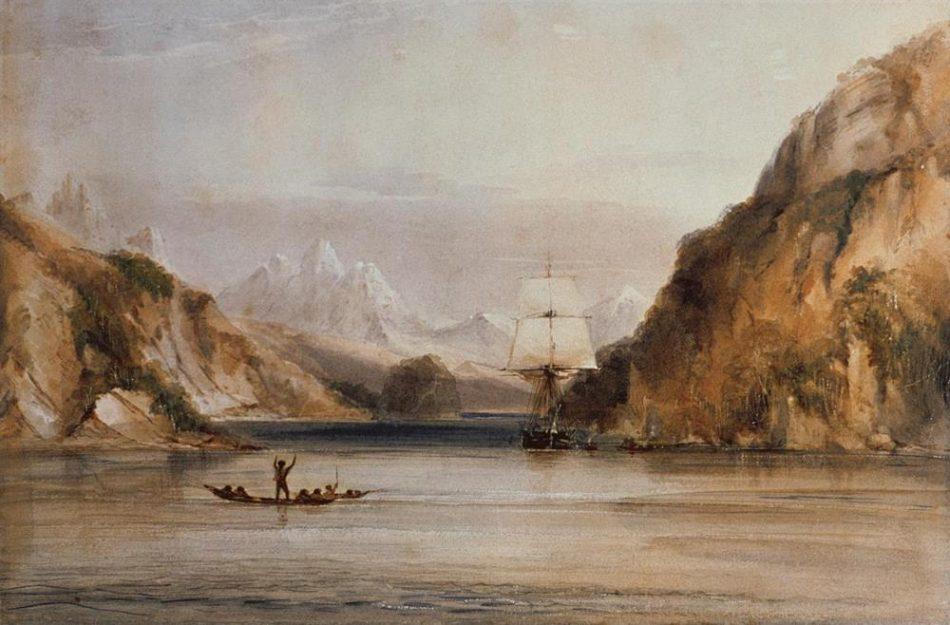 «Путешествие натуралиста вокруг света на корабле «Бигль»» слушать онлайн