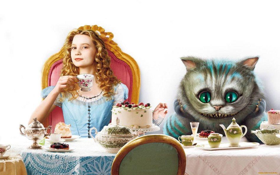 «Алиса в Стране чудес» читать онлайн бесплатно