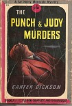 Читать книгу The Punch and Judy Murders