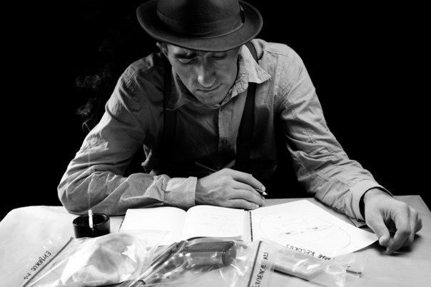 Подборка книг про детективы