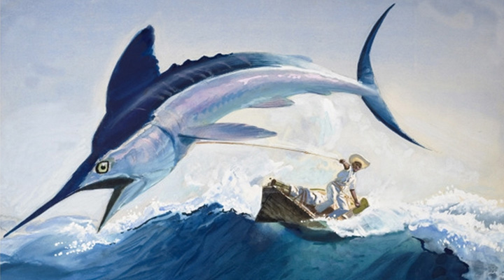 «Старик и море» краткое содержание