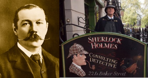 рассказы о Шерлоке Холмсе онлайн