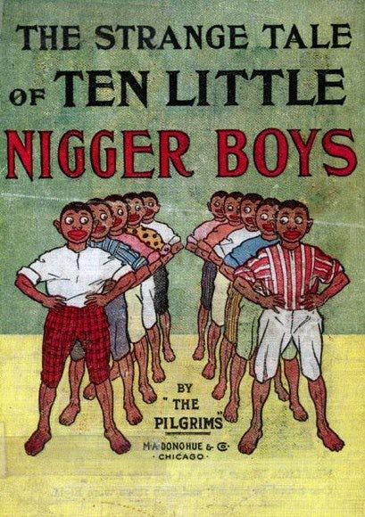 10 негритят онлайн читать