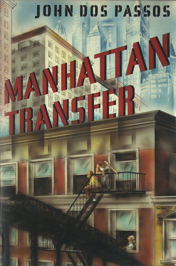 Джон Дос Пассос «Манхэттен» — цитаты