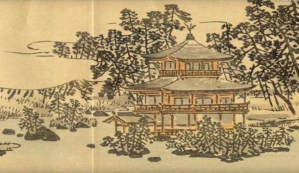 «Золотой храм» содержание романа