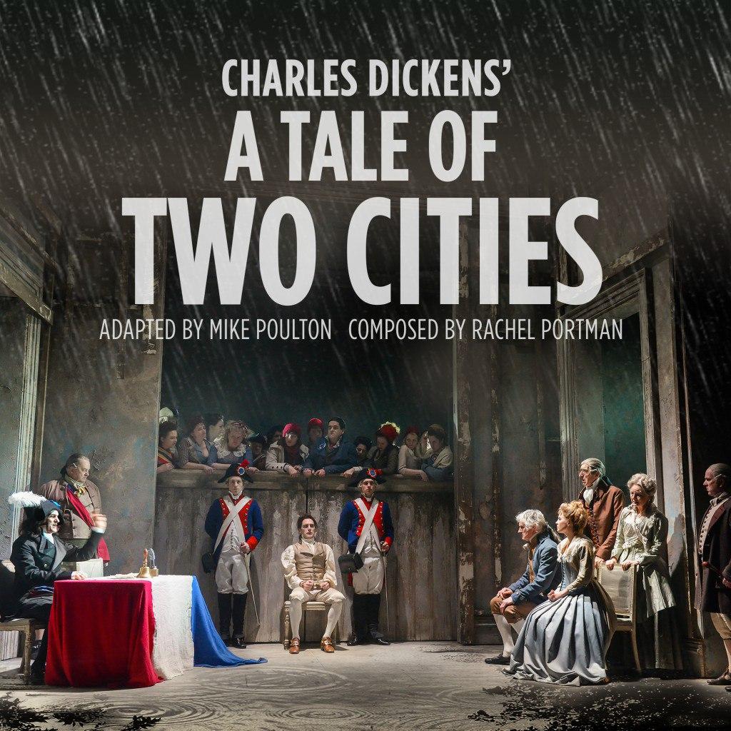 Классический роман Чарльза Диккенса «Повесть о двух городах»