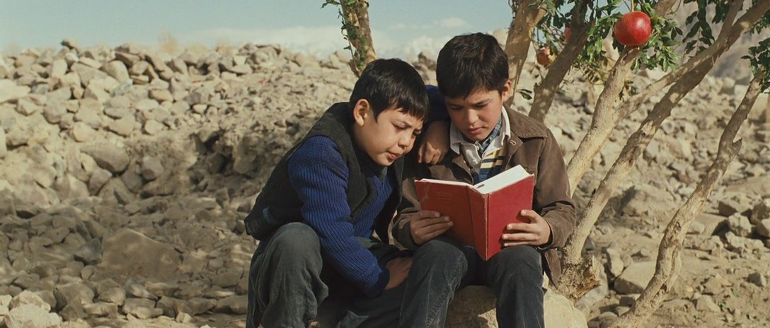 redemption in the kite runner 3 essay The kite runner essay examples  amir isolating himself and how this  plays into the bigger theme of redemption  paragraph 3.
