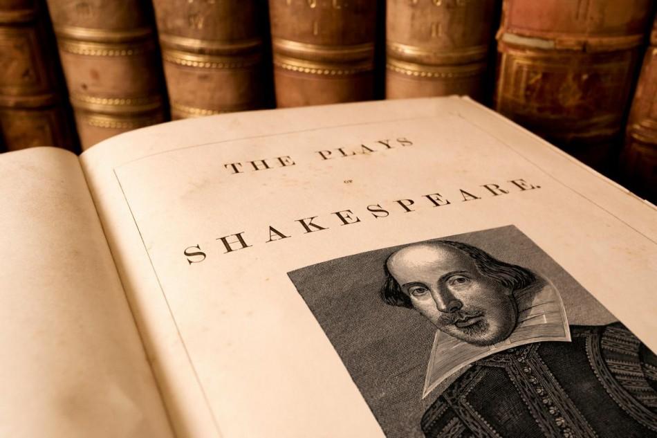 Читать Шекспира бесплатно онлайн на booksonline.
