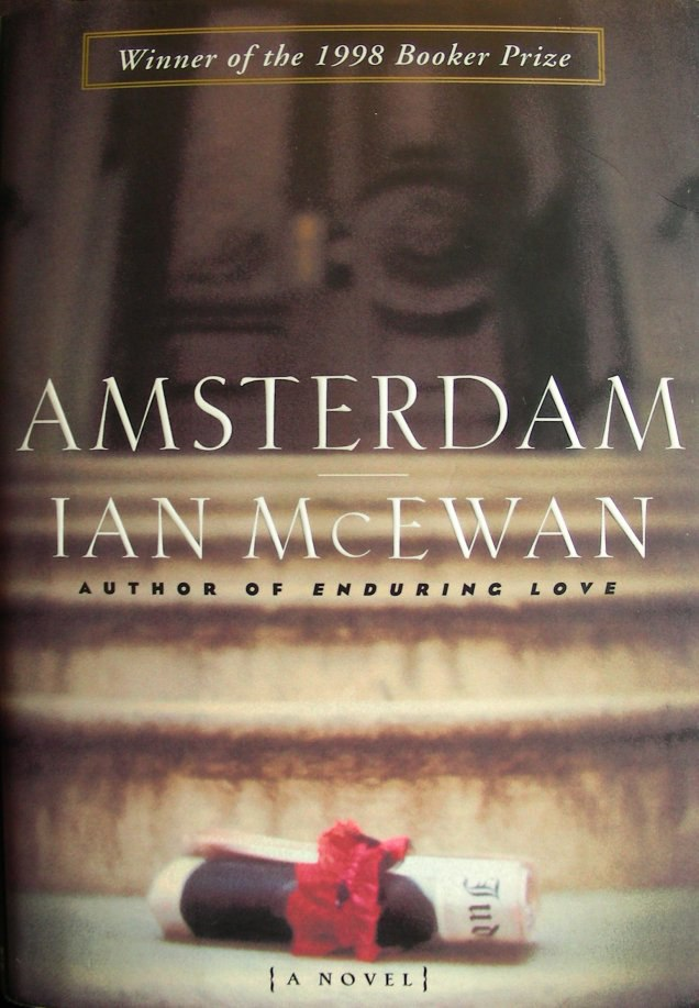 «Амстердам» Иэна Макьюэна — читать онлайн