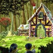 Короткое содержание сказки «Гензель и Гретель» братье Гримм