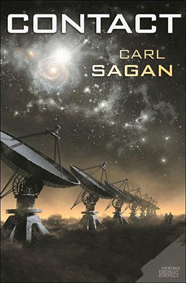 Рецензия на роман «Контакт» Карла Сагана