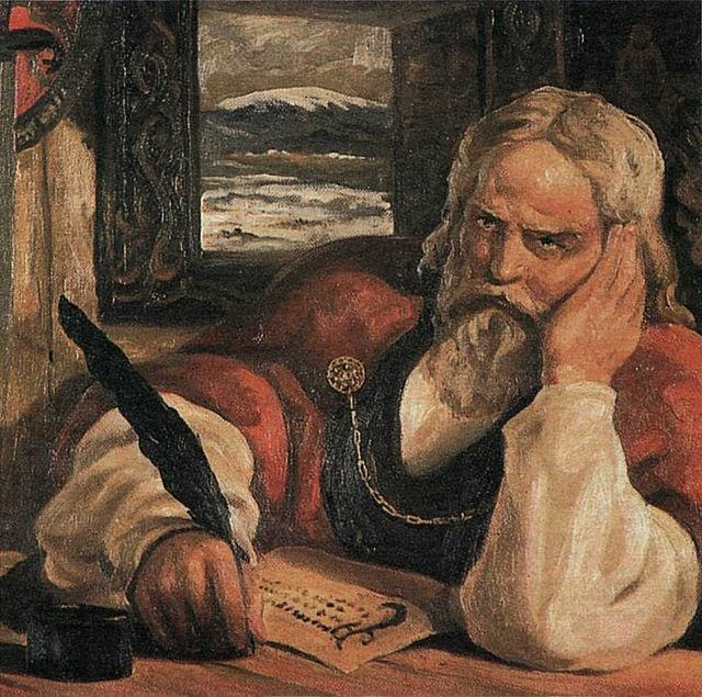 Рецензия на средневековое произведение Снорри Стурлусона «Младшая Эдда»