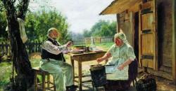 Короткое содержание повести Гоголя «Старосветские помещики»