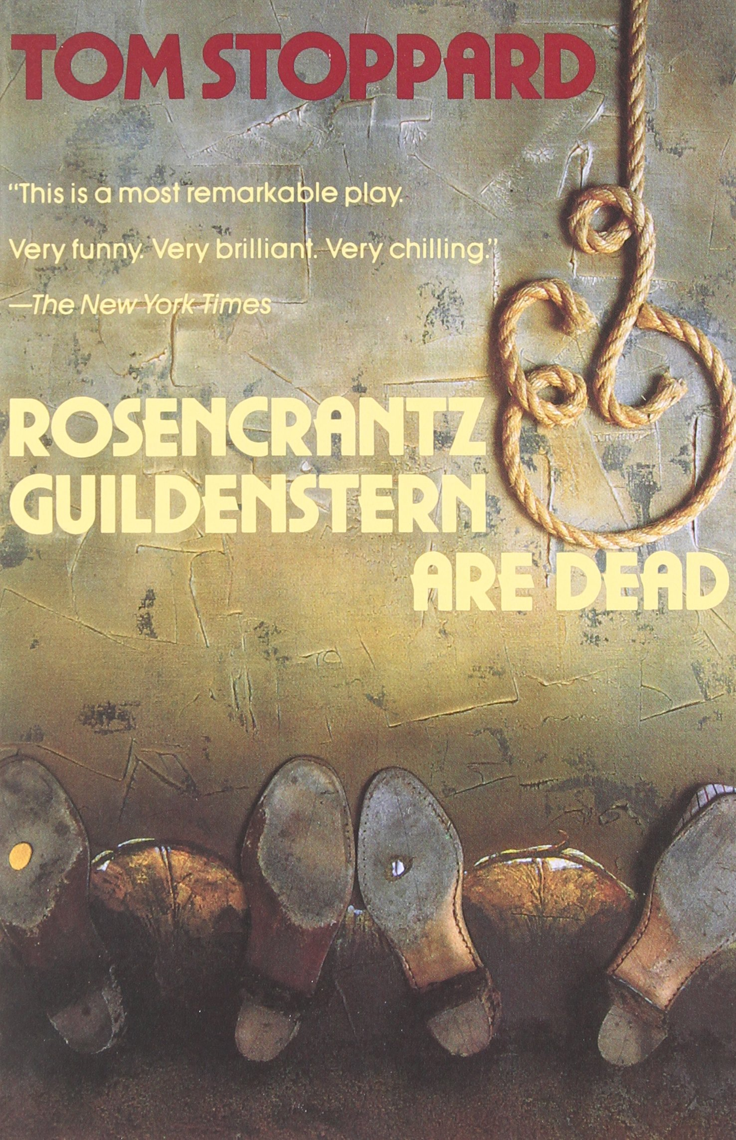 a review of tom soppards rosencrantz and guildenstern are dead