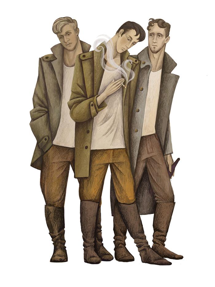 Короткое содержание Э. М. Ремарк «Три товарища»