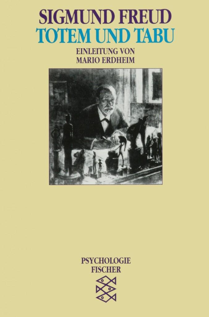 Рецензия на произведение «Тотем и табу» Зигмунда Фрейда