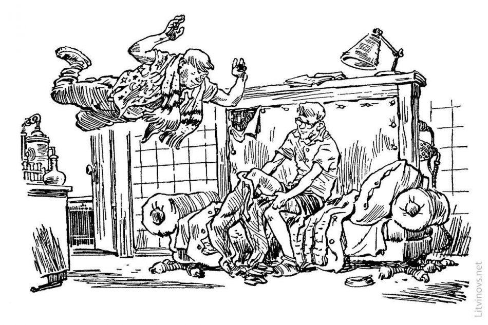Краткое содержание «Понедельник начинается в субботу» братьев Стругацких
