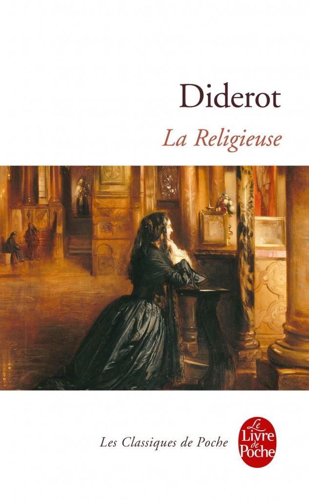 Рецензия на роман Дени Дидро «Монахиня»