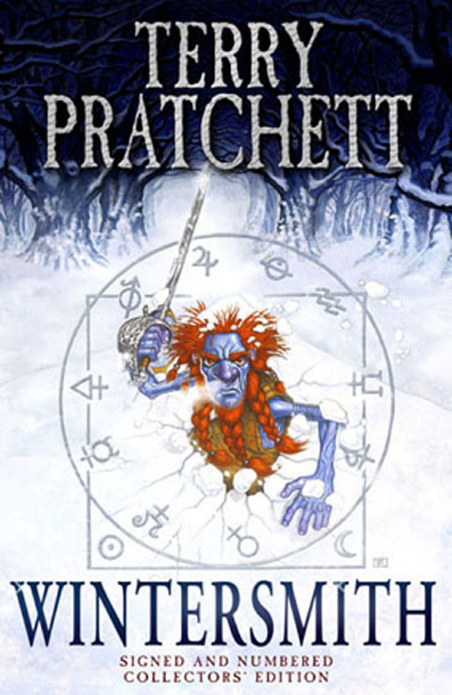 Рецензия на фэнтази Терри Пратчетт «Зимних дел мастер»