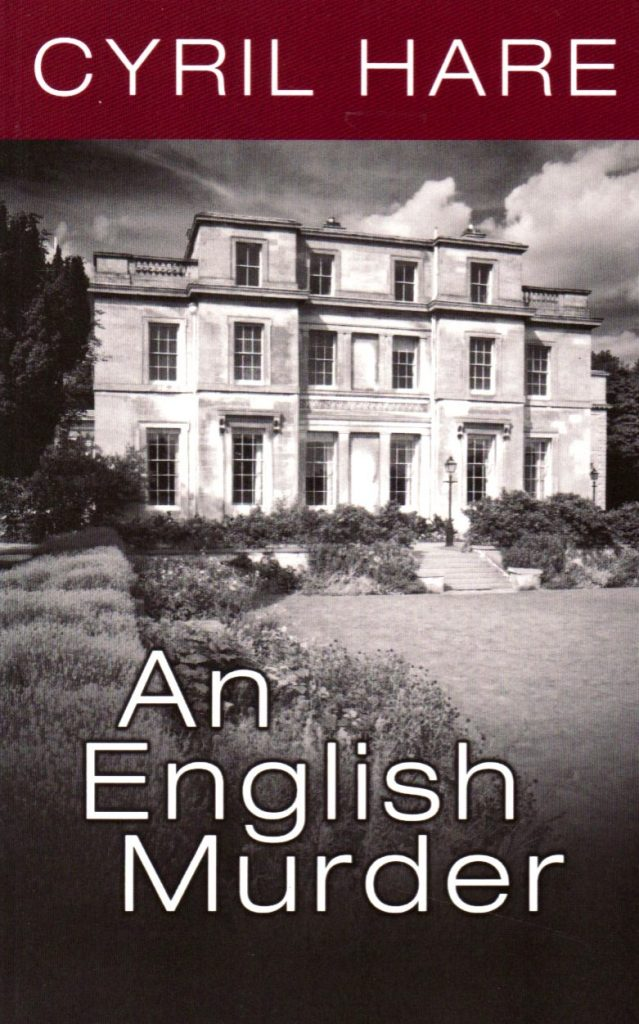 Короткое содержание детектива Сирил Хейр «Чисто английское убийство»