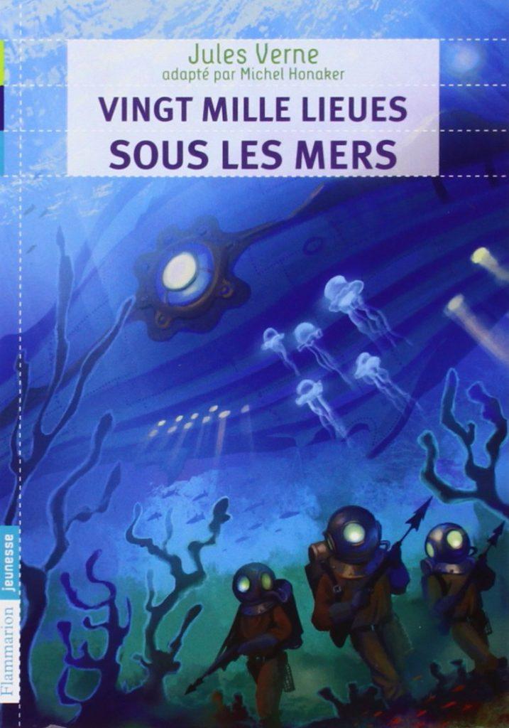 Краткое содержание романа Жюль Верна «Двадцать тысяч лье под водой»