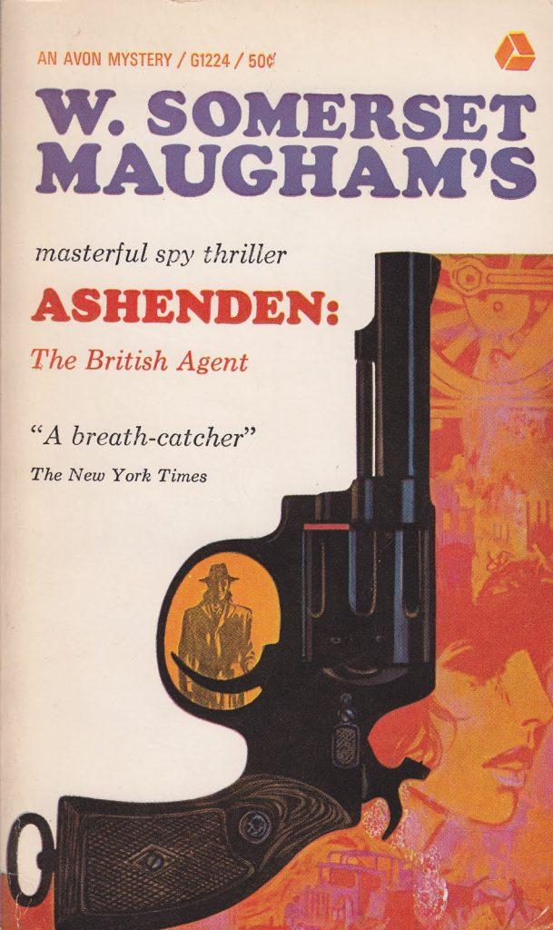 Краткое содержание Сомерсет Моэм «Эшенден, или Британский агент»