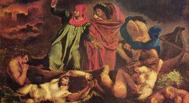 Короткое содержание Данте «Божественная комедия»