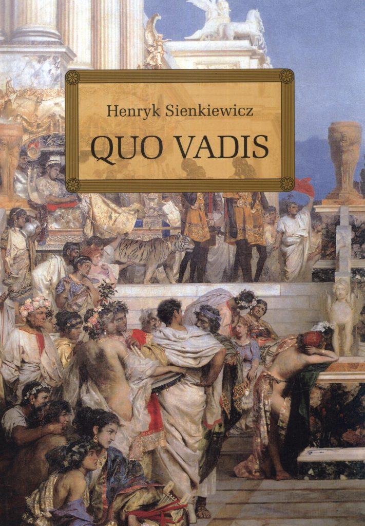 Рецензия на роман «Камо грядеши» Генрика Сенкевича