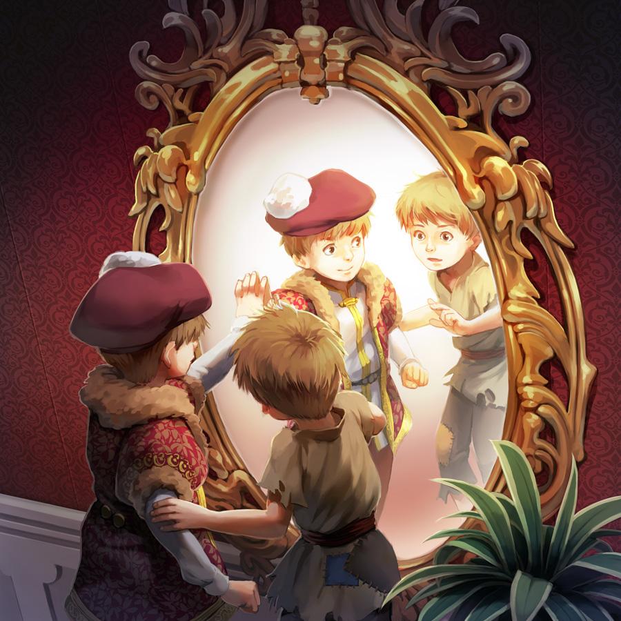 Короткое содержание сказки «Принц и нищий» Марк Твен