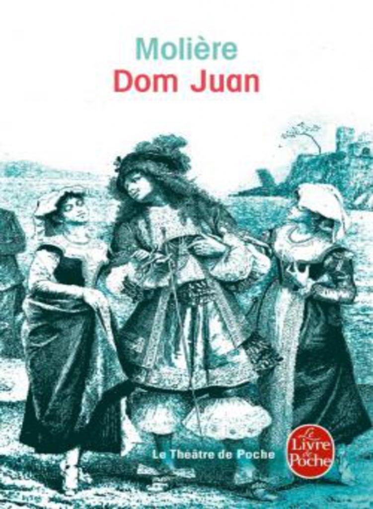 Рецензия на пьесу Жан-Батист Мольера «Дон Жуан или Каменный гость»